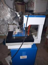 Maquina de estampa mais impressora