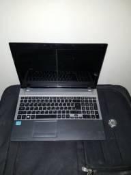 Notebook Acer i7 6GB HD500GB 15pol