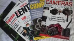 Revistas Fotografe melhor Lote 100 revistas fotografe melhor