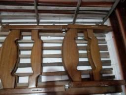 Beliche de madeira Vendo/Troco