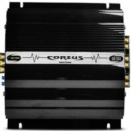 Módulo-Corzus-CR7, instalado, por R$ 249,90 à vista, ou em até 12x no cartão, na Elite Som