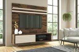 Painel + Bancada Veneza para TV até 70° 2 cores disponíveis