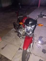 Moto fan 125 - 2015