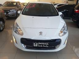 PEUGEOT 308 1.6 ALLURE 16V FLEX 4P MANUAL. - 2013