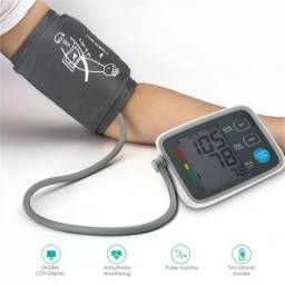 Esfigmomanômetro Monitor de Pressão Arterial Braço Superior Digital e Automático