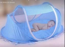 Usado, Berço portátil,dobrável cercado c/ mosquiteiro Cama para bebe .ZAP 986745452 comprar usado  Salvador
