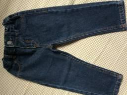Calça jeans tamanho 2