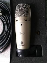 Microfone Condensador Behringer C3