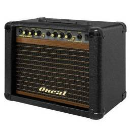Cubo para guitarra Oneal Ocg-100 Pt 30W Rms