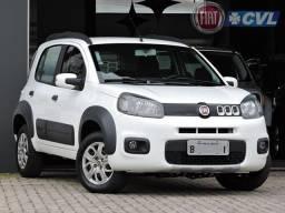 Fiat Uno Way 1.4 8V EVO ( Flex ) 4p 2016 - 2016