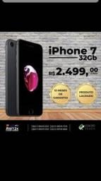 IPhone 7 32gb - Entrega Imediata!!! LP!