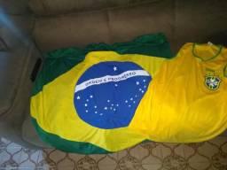 Vendo bandeira do Brasil para capô de carro