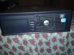 Cpu ddr2 4 gb de ram hd de 80 gb 180 reais
