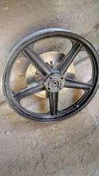 Vendo roda de moto com disco