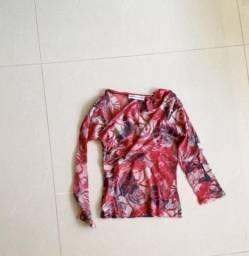 Blusa estampada P