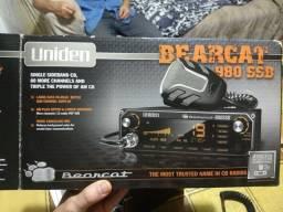Rádio Px unidem bearcat 980