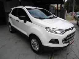Ford ecosport se 2.0 flex 147cv 4p ano 2014 branco - 2014