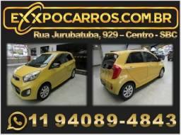 Kia Picanto Ex 1.0 Flex - Automatico - Ano 2012 - Bem Conservado - 2012