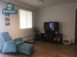 Apartamento à venda, 115 m² por r$ 670.000,00 - vila valparaíso - santo andré/sp