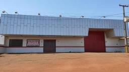 Excelente Oportunidade para Empresas: Aluga-se Barracão em Campo Mourão/PR