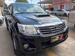 Hilux SRV 3.0 4X4 CD 16V Turbo Intercooler Diesel 4P Manual - Liberada para Viajar - 2013