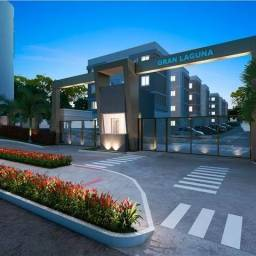 Oportunidade Sinal de R$ 99,00 Apartamentos 2Q Gran Laguna