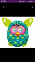 Furby Boom Semi-novo!!! Promoção?