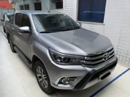 Toyota Hilux SRX 4x4 Diesel 2016 completa e liberada - 2016