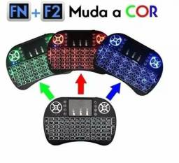 Controle keyboard