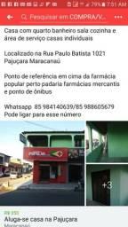 Aluga-Se Casa na Pajuçara Maracanaú
