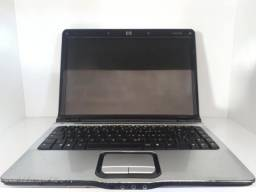 Notebook HP Dual Core 1,7 Ghz tela 14 4 gb ram