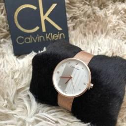 Relógio Calvin Klein prova d?Água