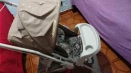 Carrinho de bebe passeio galzerano