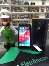 Iphone 8 plus preto nessa quarta feira!!