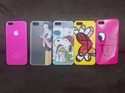 Capa e Case para iPhone 5, 5S e SE