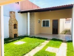 WS casa nova com 2 quartos,2 banheiros,varandao,coz.americana,quintal
