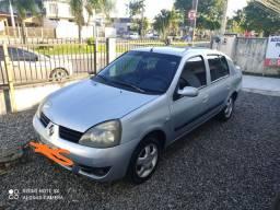 Clio Sedan 2006 Completo em Ótimo Estado