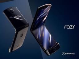 Motorola Moto Razr - Preto - Tela dobravél de 6,2 - 6gb/128gb - Nacional