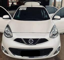 Nissan March SV 1.0 Flex 5p 2015 - 2015
