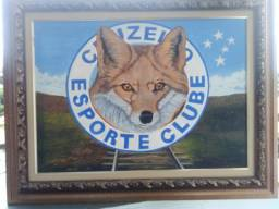 Quadro decorativo do Cruzeiro