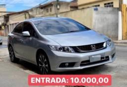 Honda civic 2.0