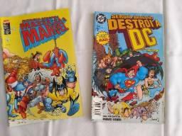 Sergio Aragonés Destrói A DC / Sergio Aragonés Massacra a Marvel
