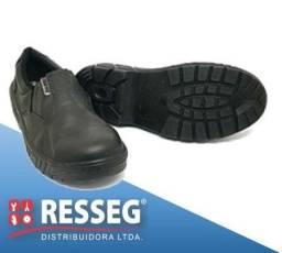 Sapato Com Elastico - Fortis (Tamanhos 36 ao 44)