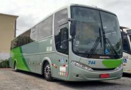 Ônibus Comil 3.45 Volks 18320 Traseiro Luxo