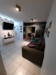 AP7284 - Apartamento com 2 dormitórios à venda, 63 m²- Roçado - São José/SC