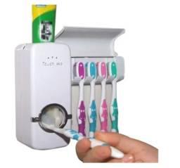 Dispenser Automático Pasta De Dente Com Suporte para 5 Escovas
