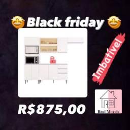 Black Black Black Friday Black Friday cozinha completa