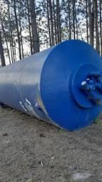 Estação de tratamento de água completa