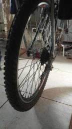 Bicicletas biki calha modelo novo 2bpneus novos de macha chimano *