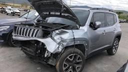 Jeep renegade 2020 peças